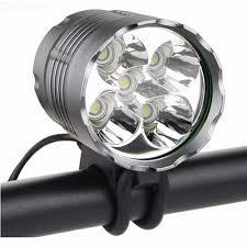 Headlamp Bicycle Light Zsj 005 Xm L T6 4000lm Rechargeable Bicycle Led Lights Sets 3 Mode Waterproof Bike Headlamp Black Grey