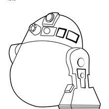 Angry Bird Star Wars Coloring Pages