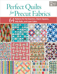 Best quilt books of the year: your top 10 of 2014 - Stitch This ... & #10: Perfect Quilts for Precut Fabrics Adamdwight.com