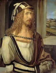 selfportrait by albrecht durer oil on wood 1498