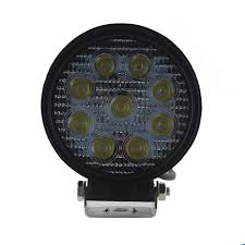 Bowfishing Flood Lights Buy Thg Pack Of 2 27w Led Round Work Light Lamp Jeep Off