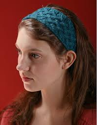 Knitted Headband Pattern Inspiration Lattice Cable Headband Pattern Knitting Patterns And Crochet