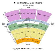 Verizon Theatre At Grand Prairie Tickets And Verizon Theatre