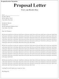 Sample Bid Letters Bid Letter Template Bigdatahero Co