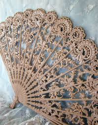 gorgeous inspiration decorative wall fans home design ideas vintage burwood fan pink ornate decor hanging
