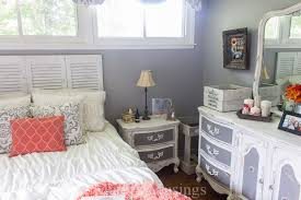 decorating with grey furniture. Gray And Coral Bedroom Makeover - Marty\u0027s Musings Decorating With Grey Furniture