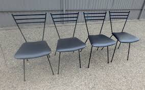 iron rod furniture. Classic Mid Century Steel Rod Chairs. Manufactured By Hypersonic Industries Melbourne, 1960s Iron Furniture
