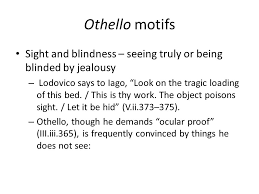 othello and frankenstein ppt video online  4 othello