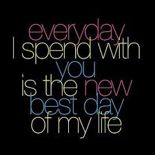 Best Quote Of The Day About Life Cool Best Day Of My Life Best Romantic Quotes