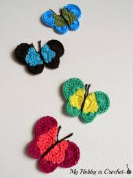 Free Crochet Applique Patterns Custom Ideas