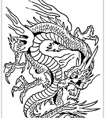 Dragon Coloring Pages Printable Flying Dragon Coloring Pages Panda