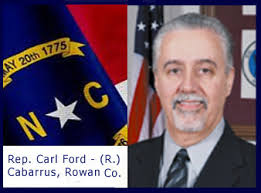 The Class of 2013 - Rep. Carl Ford   NC Policy Watch