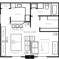 An Apartment Layout With Ikea Furniture By John LeMasney - Studio apartment furniture layout