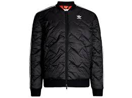 adidas quilted padded shell jacket