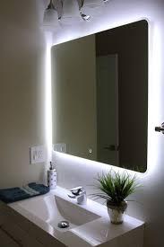 lighting for bathroom mirror. Amazing Windbay Backlit Led Light Bathroom Vanity Sink Mirror. Illuminated Mirroru2026 Http:// Lighting For Mirror 8