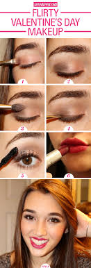 you valentines day makeup valentine 39 s day makeup tutorial 3 lip options allie giordano