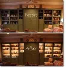 lighting for bookshelves. cabinet lighting with custom light fixtures u0026 led shelf lights for bookshelves