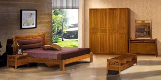 Light Wood Bedroom Furniture Modern Furniture Modern Style Wood Furniture Compact Painted