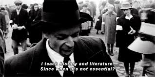 not essential. Beautiful Not I Teach History And Literature Since When Its Not Essential  In Not Essential S