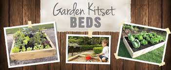 kitset gardens and planters