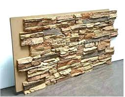 faux stone wall tiles home depot
