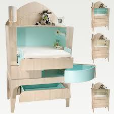 ecofriendly baby furniture from castor  chouca  kidsomania