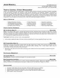 Air Traffic Controller Cover Letter No Experience Fresh