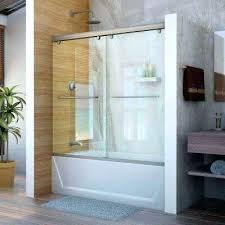 frameless bathtub doors sliding bathtub doors charisma bathtub sliding doors frameless bathtub door cost
