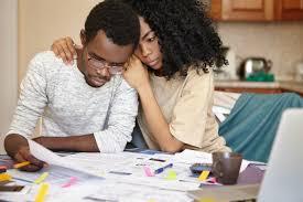 The <b>Black</b>-<b>white</b> wealth gap left Black households more vulnerable