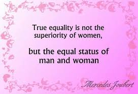Gender Equality Quotes Simple Lovely Women Equal To Men Quotes Womens Quotes On Gender Equality