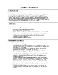 Correctional Officer Job Description Resume Best Of Correctional Officer Job Description Resume Resumes Police Design