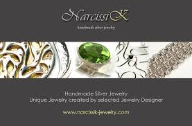 Jewelry Flyer Narcissik Silver Jewelry New Flyer Narcissik Silver