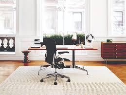 herman miller office design. A Simple Bright Modern Office Space Midcentury Meets Interior Design Herman Miller