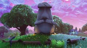 fortnite stone heads locations search where the stone heads are looking and visit diffe stone heads radar