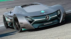 Elk Mercedes Electric Concept Car Elk Cars And Mercedes Benz
