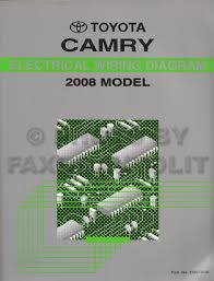 toyota camry 2008 electrical diagram toyota image 2008 toyota camry wiring diagram manual original on toyota camry 2008 electrical diagram