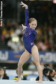 floor gymnastics shawn johnson. Shawn Johnson (U.S.) Floor Gymnastics U