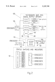 patent us5225768 field test instrument google patents patent drawing