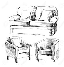 Furniture Sketches Modern Furniture Sketches Chairs Drawings Intended Design Ideas