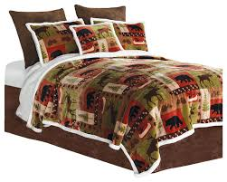 carstens patchwork lodge rustic cabin 3