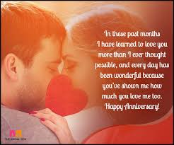 Love Anniversary Quotes Unique Love Anniversary Quotes For Him 48 Quotes That'll Make Him Teary
