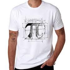 White <b>T Shirt</b> Math Formulas Science Shirt Men <b>2018</b> Summer 100 ...