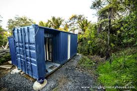 Small Picture Spectacular 20ft Off The Grid Tiny Shipping Container House