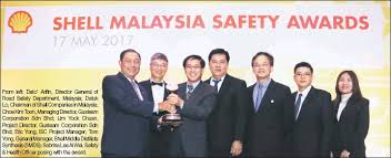 shell malaysia chairman 2014. for more information on the shell malaysia safety awards, please visit: www. shell.com.my/safetyawards. chairman 2014 t