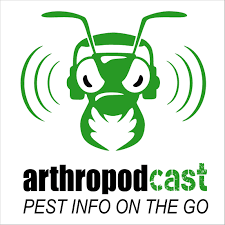 Arthropodcast - A Pest Control Podcast for Industry Professionals. We Cover Pest Control News, Pest Control Topics, Pest Control Products