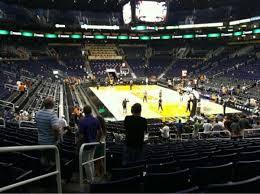 Talking Stick Resort Arena Suns Seating Chart Talking Stick Resort Arena Section 109 Home Of Phoenix