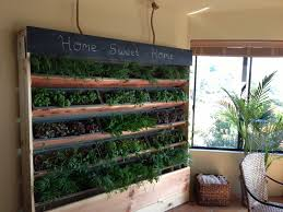 diy 6 foot indoor vertical garden diy indoor