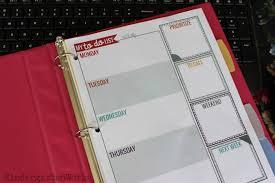 Teacher Binder Templates How To Make A Teacher Planning Binder Binder Basics