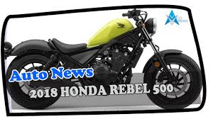 2018 honda rebel. interesting rebel must watch 2018 honda rebel 500 price u0026 spec for honda rebel r