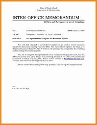 Sample Of Office Memorandum Format Interoffice Central Government